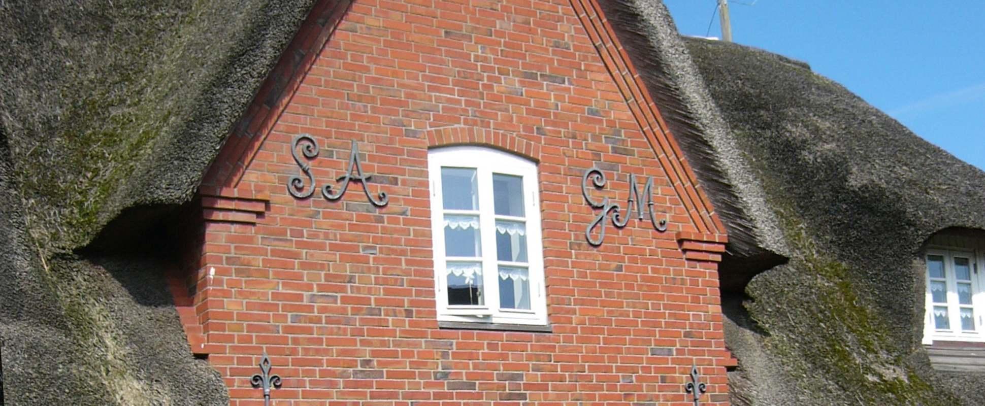 Reetdachhaus in Norddorf Üüs Lok