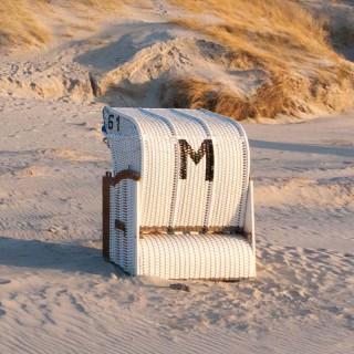 Amrum Strandkorb 61